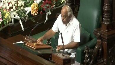 Photo of K'taka Assembly Speaker orders SIT probe in audio clip row