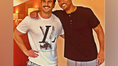 Photo of Gully Boy': Will Smith praises Ranveer for his performance
