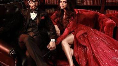 Photo of Ranveer gives style tips to Deepika? Netizens think so