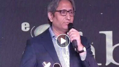 Photo of NDTV India wins best Hindi news channel; here's what Ravish Kumar says