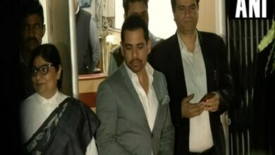 Photo of Money laundering case: Robert Vadra appears before ED
