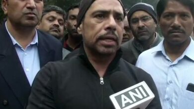 Photo of Robert Vadra gets anticipatory bail in money laundering case