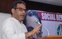 Interim Union budget is voter bribing: SDPI