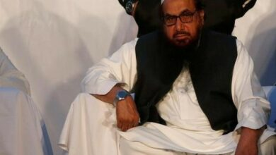 Photo of Hafiz Saeed challenges terror financing cases in Lahore High Court