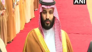 Photo of Saudi Crown Prince hails ties with India
