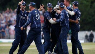 Photo of Scotland wreaks Havoc on Oman, bundle them out for 24.