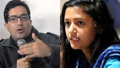Photo of FIR against Shehla Rashid: Here's what former IAS officer Shah Faesal tweets