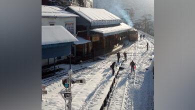 Photo of Fresh snowfall in Shimla