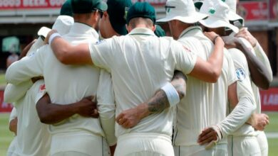 Photo of South Africa slip to third in Test rankings
