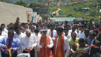 Photo of Sri Lanka: 155 houses built with India's assistance handed over to beneficiaries