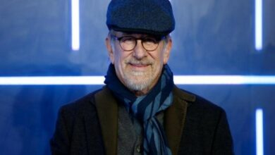 Photo of Steven Spielberg's latest film pays homage to his late mother