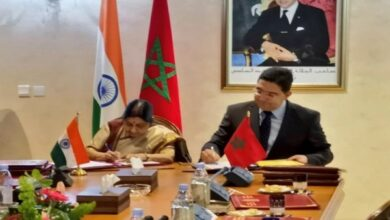 Photo of India, Morocco sign four MoUs