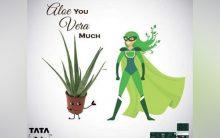 TATA Nx zero sugar gives an interesting way to celebrate this Valentine's Week