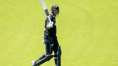 Photo of Ross Taylor becomes leading run scorer for Kiwis in ODIs