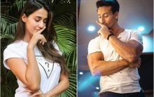 Did Disha Patani, Tiger Shroff just make their relationship official?