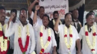 Photo of Advocates demands constitution of High Court bench in Tirupati