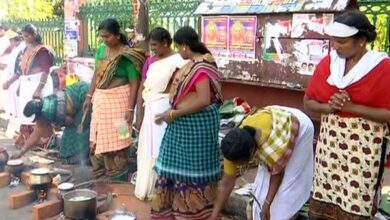 Photo of 3,861 ousted KSRTC employees participate in Attukal Pongala hoping for govt help