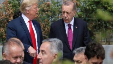Photo of Erdogan meets Trump; discusses situation in Syria