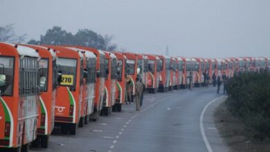 Photo of UP: 500 buses to parade on 3.2-km stretch for Guinness record