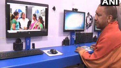 Photo of UP: Yogi Adityanath inaugurates computerized mobile bus classroom
