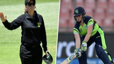 Photo of Female umpire duo to make history in Adelaide