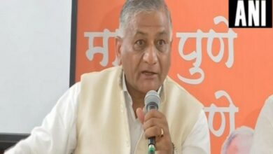 Photo of Retired General VK Singh calls UP CM Yogi 'traitor'