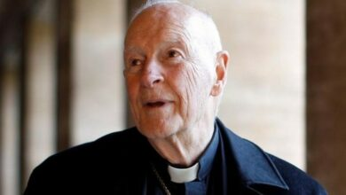 Photo of Vatican dismisses former US cardinal over sexual abuse allegations