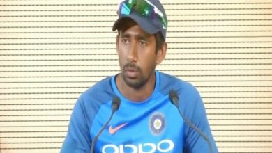Photo of Pant grabbed his chance, now up to selectors: Saha