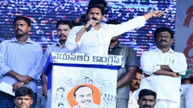 Photo of Ahead of polls, YSRCP chief Jagan Reddy unveils declaration, promises sops for backward class