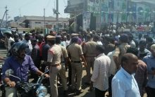 Andhra: YSRCP allege attack at party office by TDP