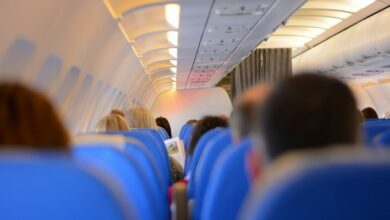 Photo of Passenger airlines with cameras built into seats cause privacy uproar