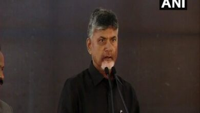 Photo of Naidu house row: TDP alleges vindictive politics