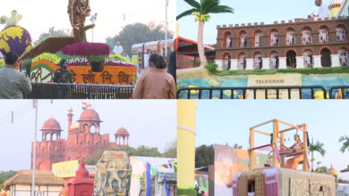 Photo of 'Bharat Parv 2019'- a melange of India's rich culture, tradition and history