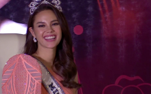 Pageant-mad Philippines welcomes home Miss Universe