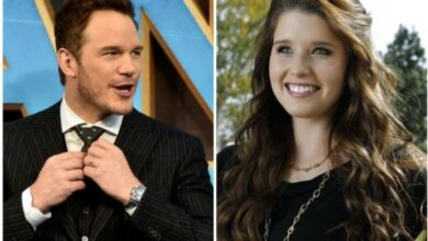 Photo of Katherine Schwarzenegger can't stop gushing about Chris Pratt in her latest post!