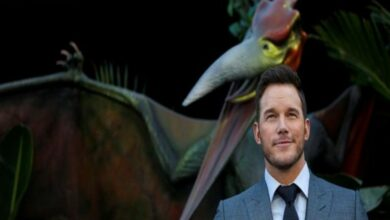 Photo of Chris Pratt may star in science-fiction 'Ghost Draft'