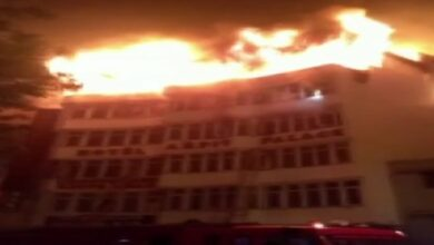 Photo of 'Hotel fire could have been averted if management heeded our complaints'