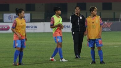 Photo of India women can fight past second round of Olympic qualifiers: Coach Maymol Rocky