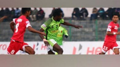 Photo of I-League: Gokulam hold Lajong to 1-1 stalemate