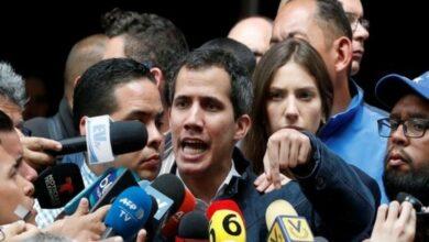 Photo of Opposition leader Juan Guaido returns to Venezuela