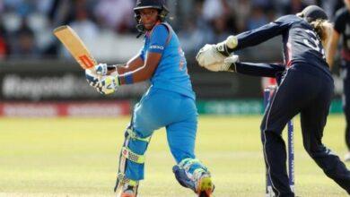 Photo of Harmanpreet Kaur ruled out of England ODI series