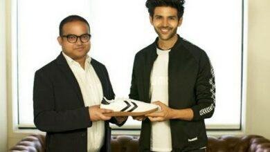Photo of Hummel signs Bollywood heartthrob, Kartik Aaryan as India Brand Ambassador