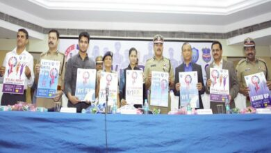 Photo of Hyderabad: SHE Team to hold run on International Women's Day
