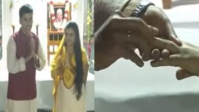 Photo of IAS officer spends only 36 thousand on son's marriage, sets example