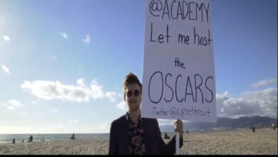 Photo of This student is petitioning to host the Oscars