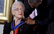 NASA honours 'Hidden Figures' Katherine Johnson by renaming facility