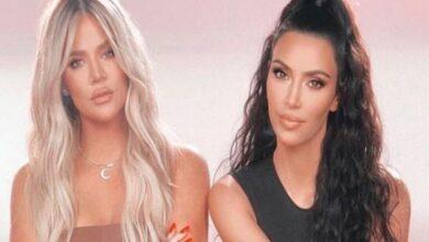 Photo of Kim Kardashian defends Khloe Kardashian for attending event post breakup