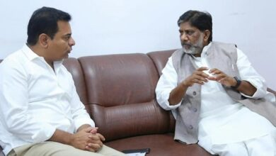 Photo of TRS seeks Congress support for unanimous election of Padma Rao