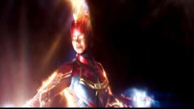 Photo of Captain Marvel launches new trailer at Super Bowl