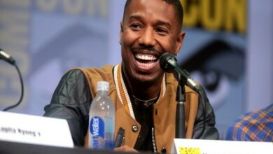 Photo of Michael B. Jordan may star in 'Journal for Jordan'